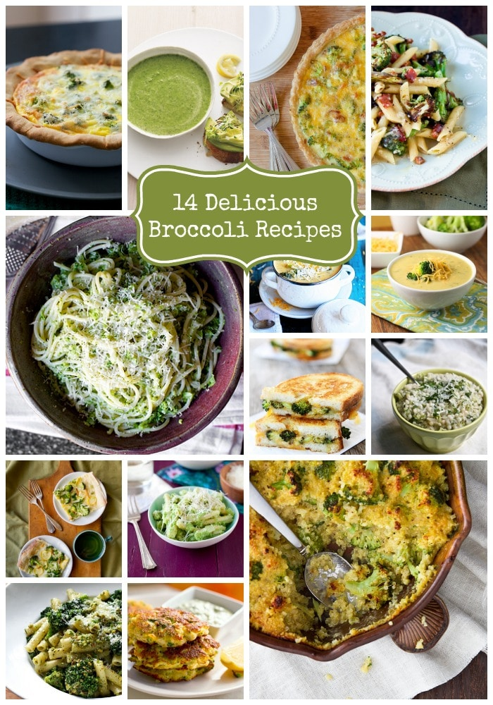 14 Delicious Broccoli Recipes .jpg