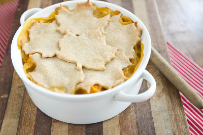 Butternut Squash Recipes Butternut Lentil Pot Pie