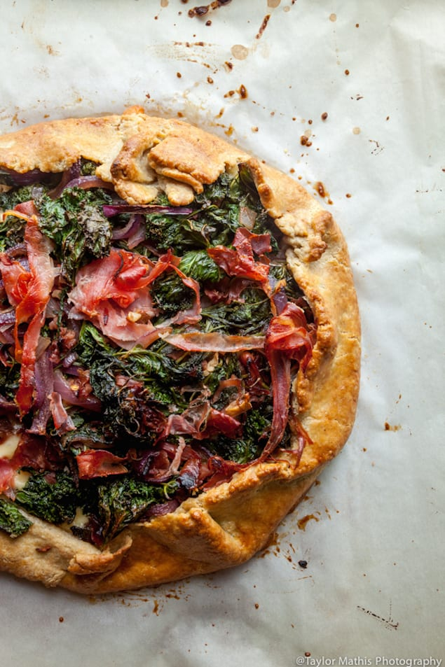 Rustic Galette Savory Galettes