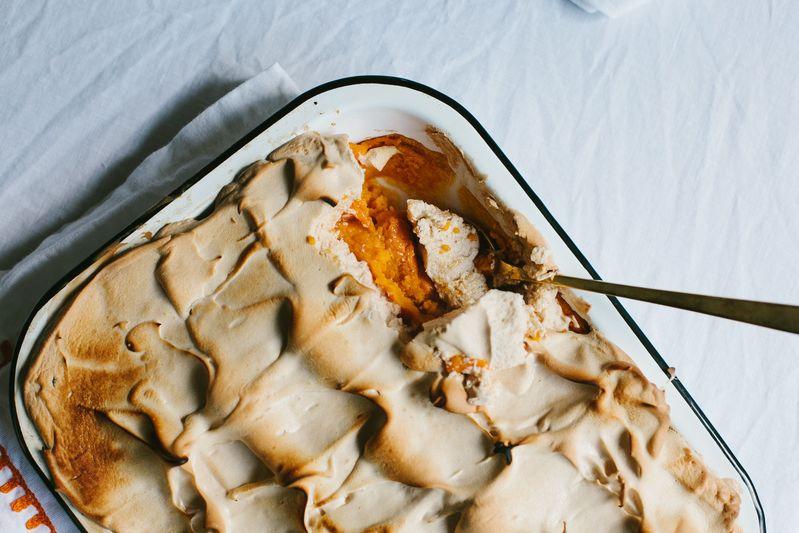 friendsgiving menu Sweet Potato Casserole