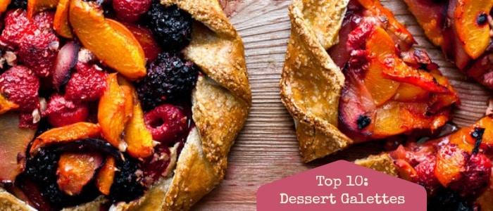 Top 10: Dessert Galettes