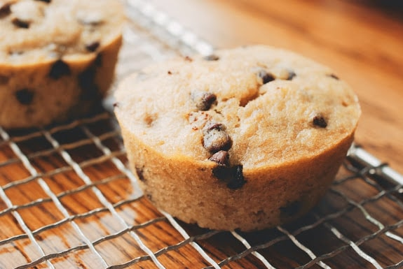 Best Muffin Recipes Ever : Chocolate Chip Banana Muffins
