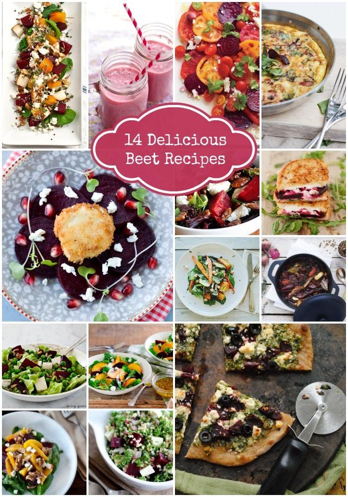 14 Delicious Beet Recipes on Rainbow Delicious.jpg