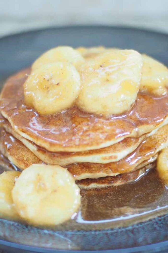 Bananas Foster Pancakes Unique Pancake Recipes