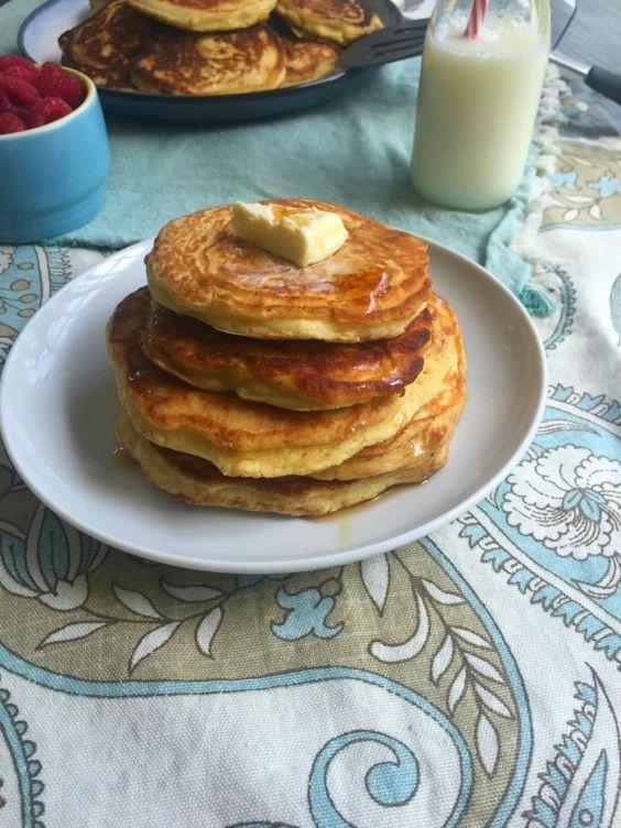 cardamom pancakes
