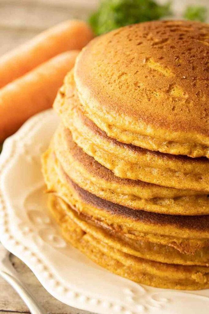 Carrot Cake Pancakes Unique Pancake REcipes