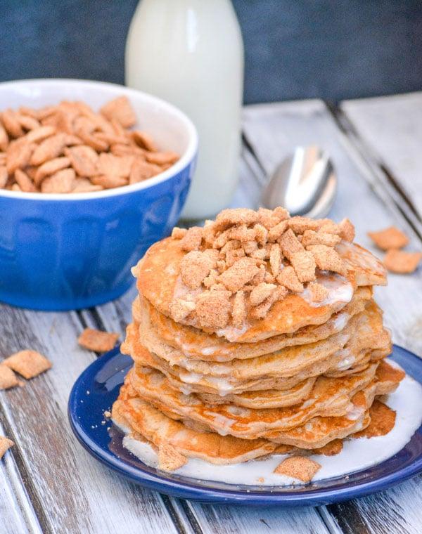 cinnamon toast buttermilk pancake recipe