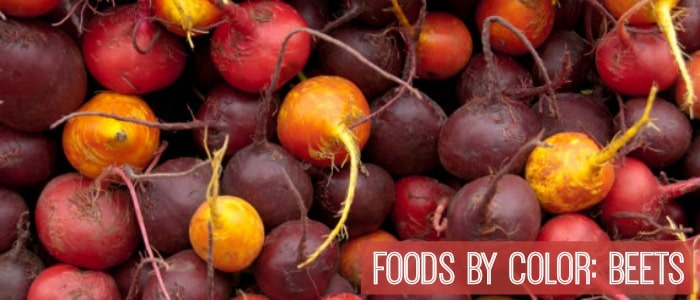 Foods by Color: Beets