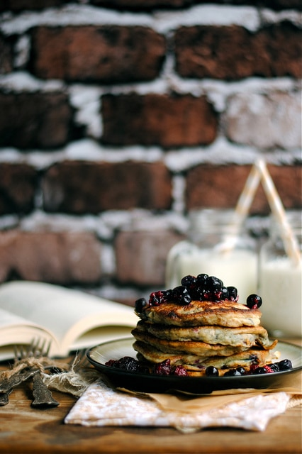 Very Berry Pancakes
