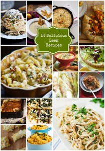 14 delicious leek recipes