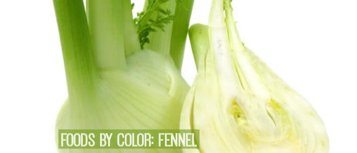 Foods by Color: Fennel