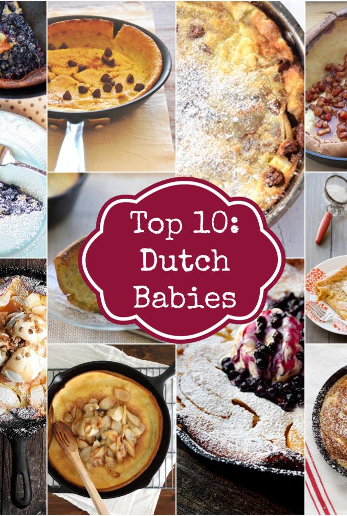 top 10 dutch babies