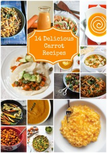 14 Delicious Carrot Recipes