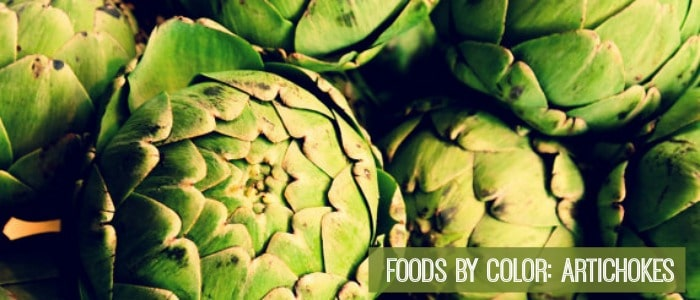 Foods by Color: Artichokes