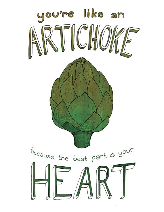 Artichoke Recipes : the best part is your heart