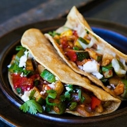Veggie Tacos from Simply Recipes