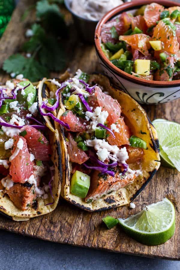 fish tacos | Cuban fish tacos