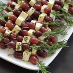 Grape Fontina Rosemary Skewers1
