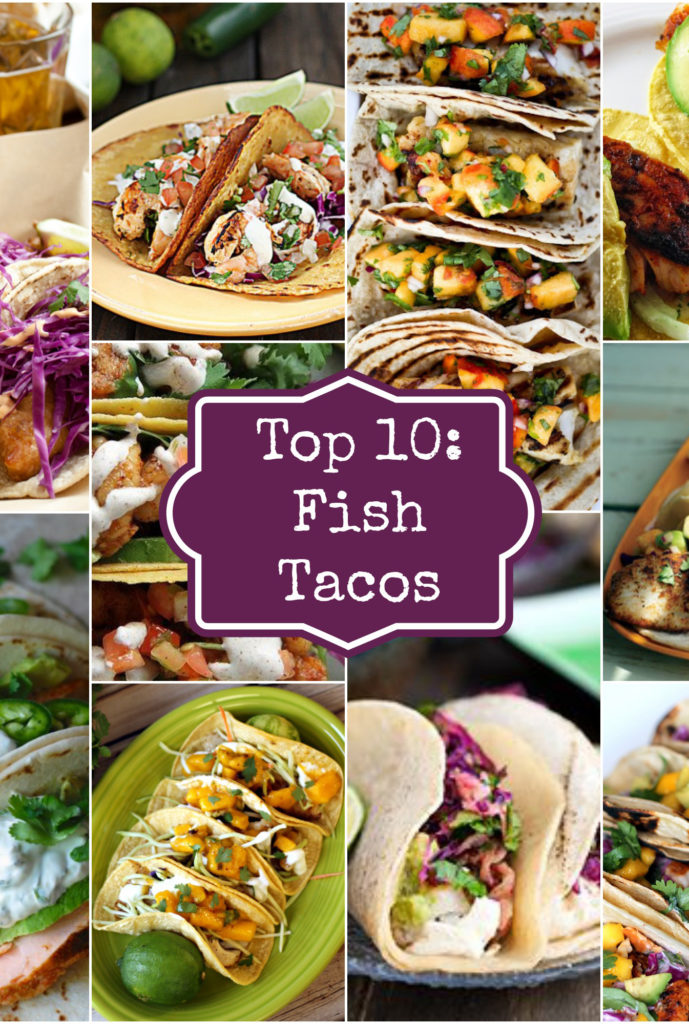 top 10 fish tacos