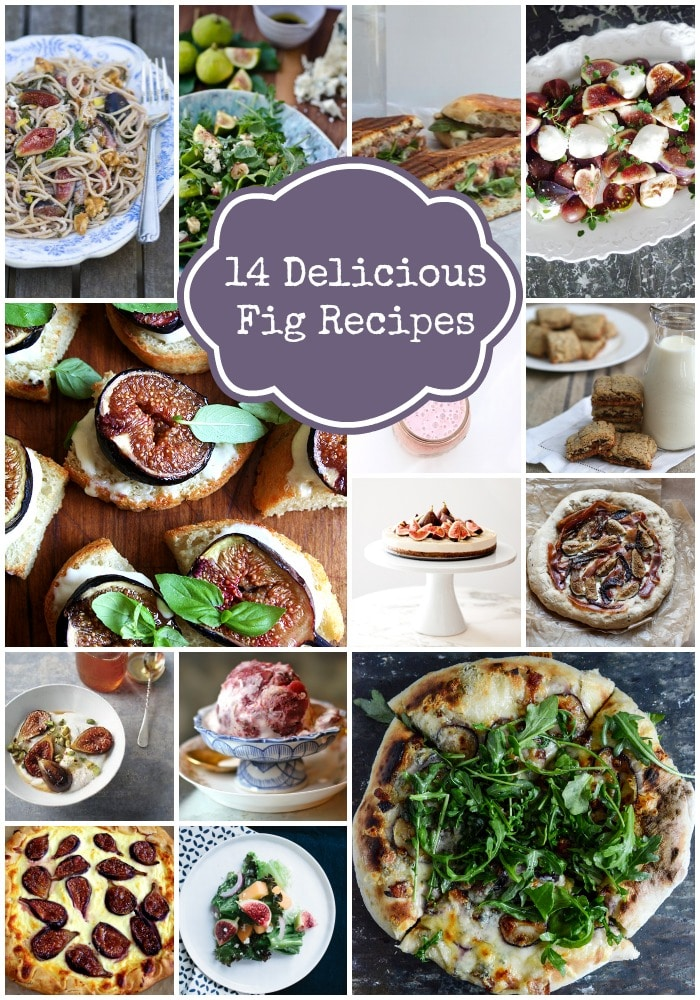 14 Delicious Fig Recipes | Rainbow Delicious .jpg