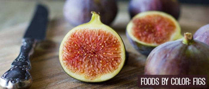 Foods by Color: Fig Recipes