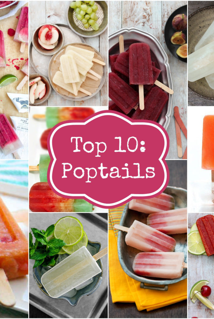 Top 10 Poptails