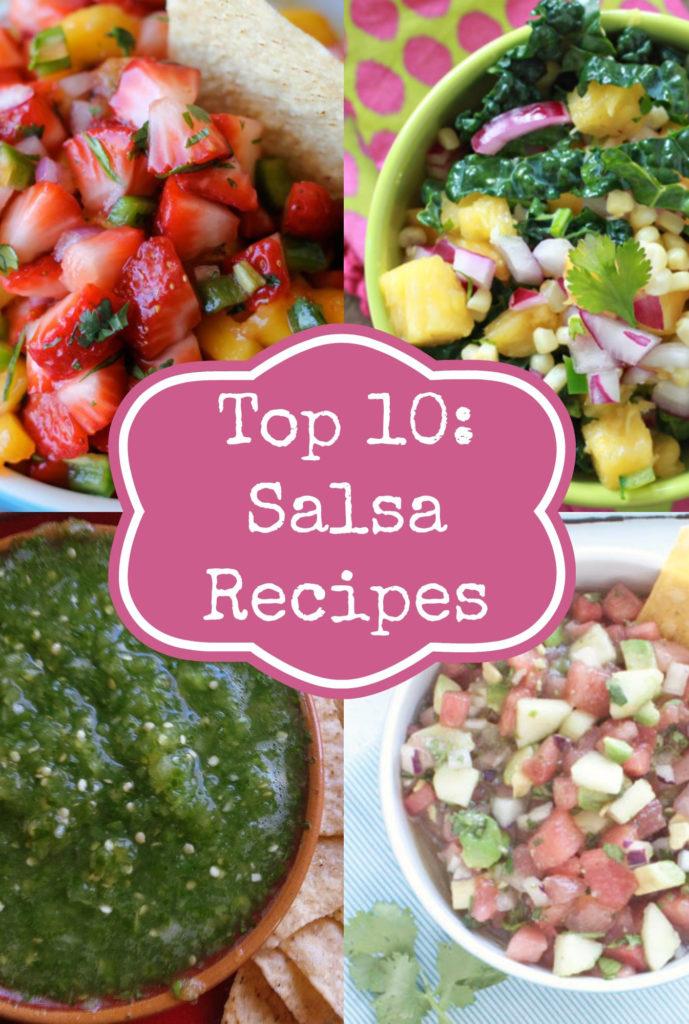 Top 10 Salsa Recipes