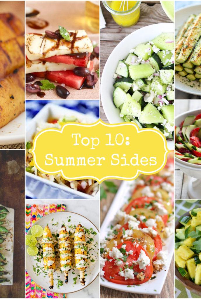 Top 10 Summer Sides