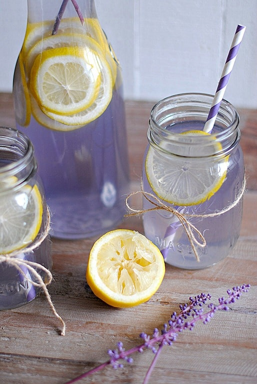 lavender lemonade unique lemonade recipe
