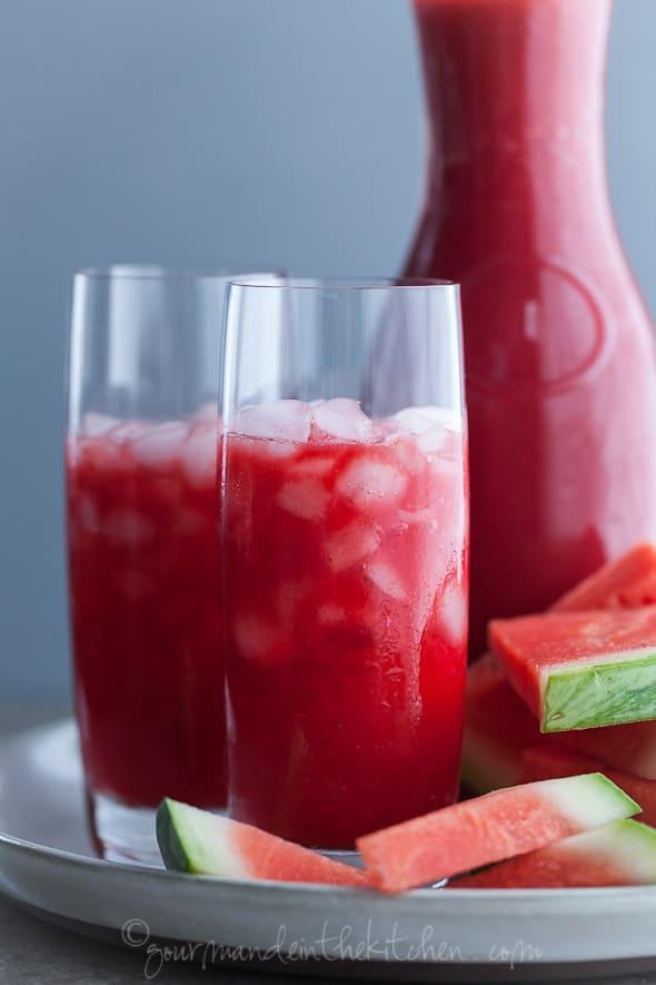watermelon raspberry lemonade recipe unique lemonade recipe
