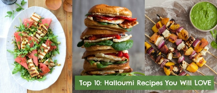 Top 10: Halloumi Recipes that You WIll Love