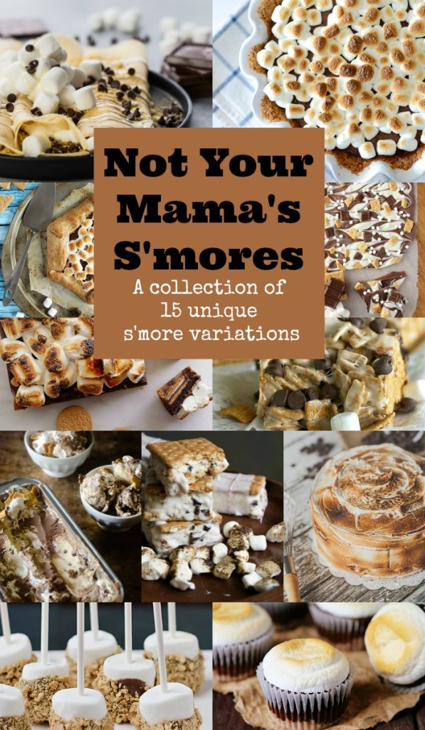 s'mores recipes : Top 15 Smore Recipes