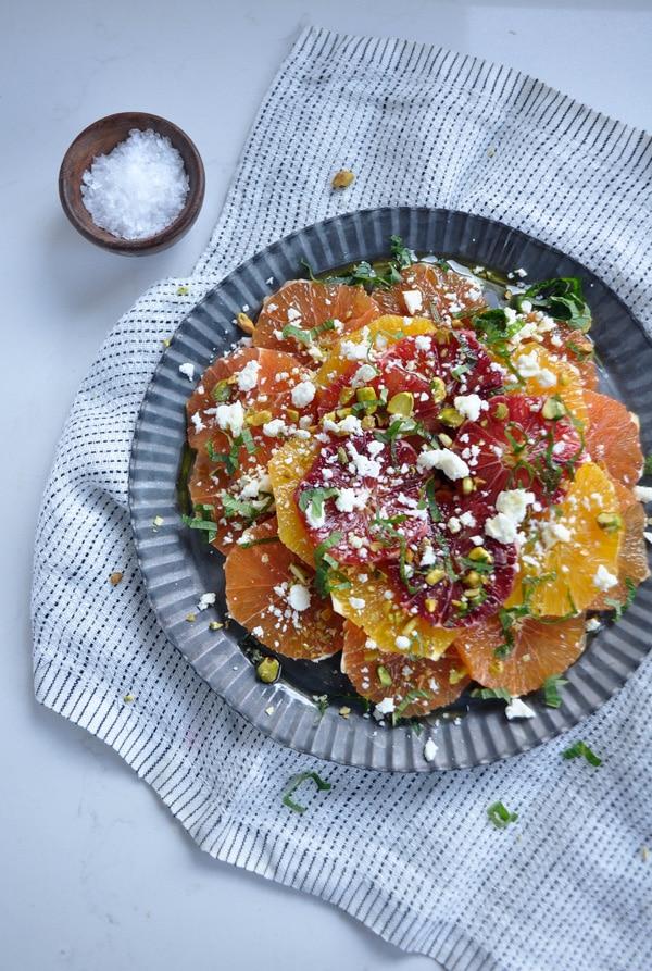 Citrus Salad | 20 Amazing Citrus Recipes on Rainbow Delicious