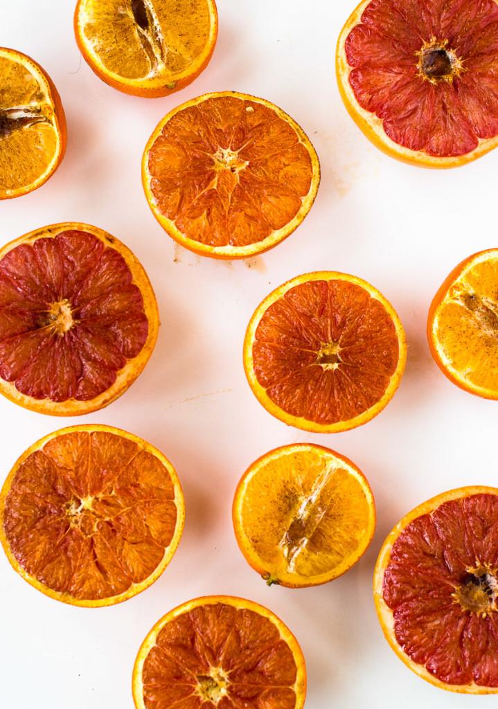 Simple Citrus Brulee | 20 Amazing Citrus Recipes on Rainbow Delicious