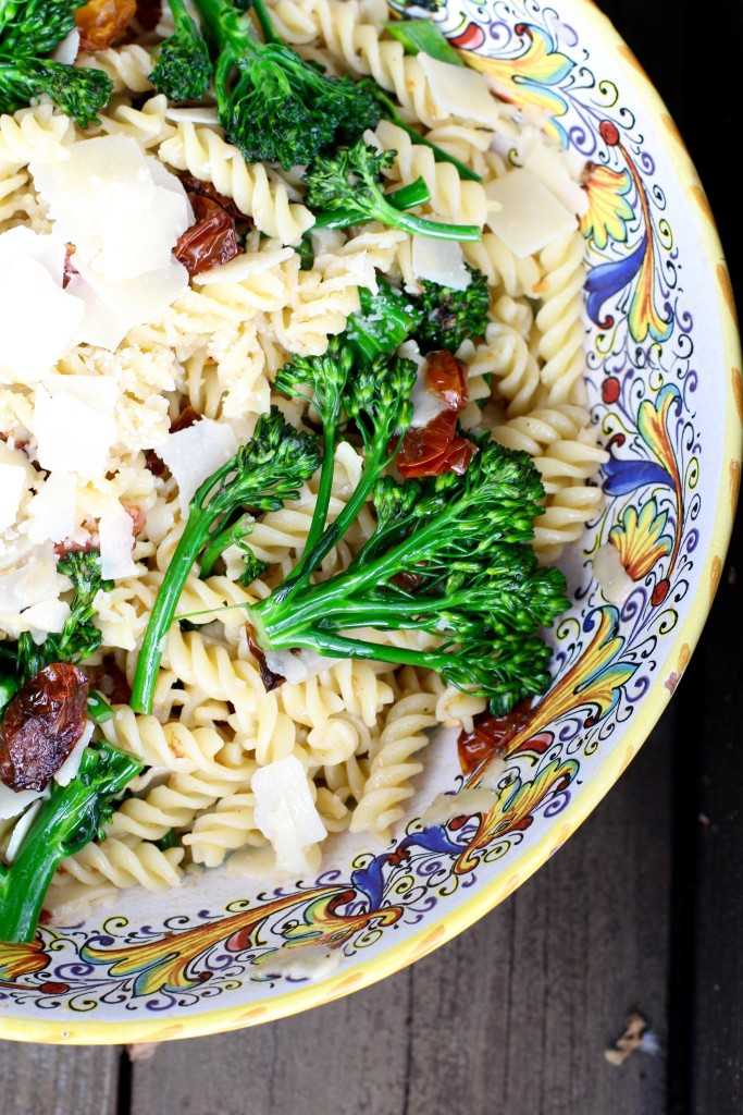 sun dried tomato broccoli pasta recipe