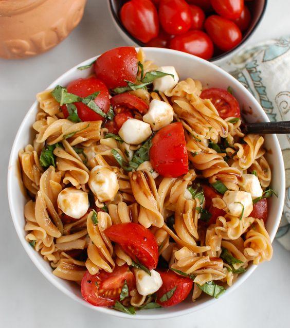 Unique Caprese Recipes Caprese Pasta