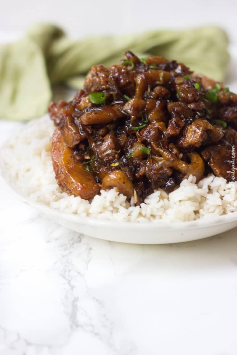 Chicken Dinner Recipes Vietnamese Caramel Chicken