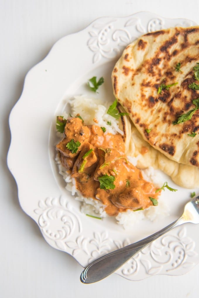 Ideas for DInner Chicken Tikka Masala