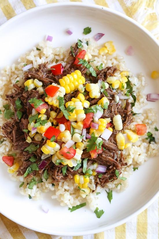 Top 10 Instant Pot Pressure Cooker Recipes- Barbacoa Beef