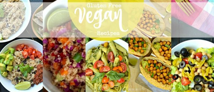 Gluten-Free Vegan Recipes from Veggies Save the Day