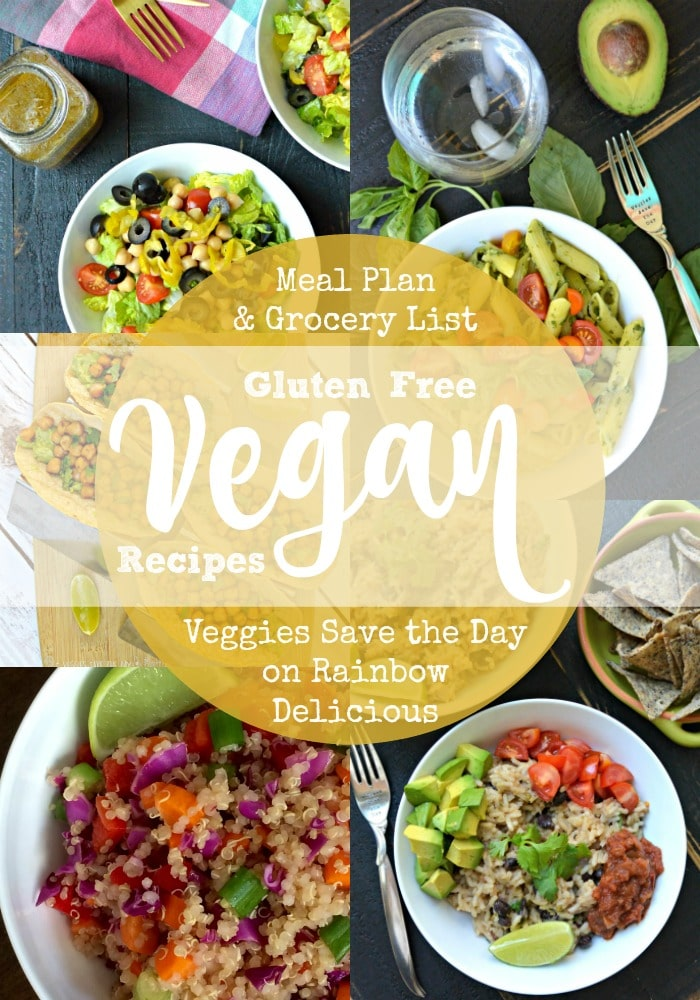Gluten-Free Vegan Recipes