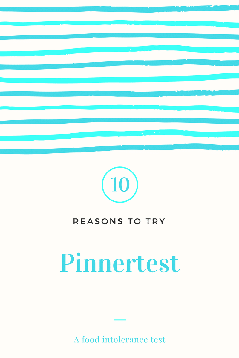 my experience with pinner test and top 10 reasons to try
