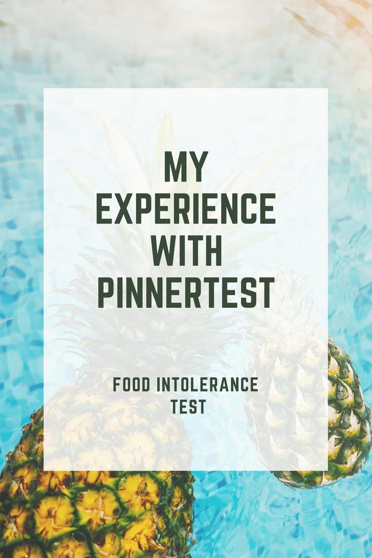 My ExperiencewithPinnertest