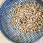 crust in pan