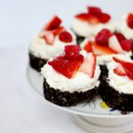 Berry OREO® Ice Cream Cake Recipe Slices