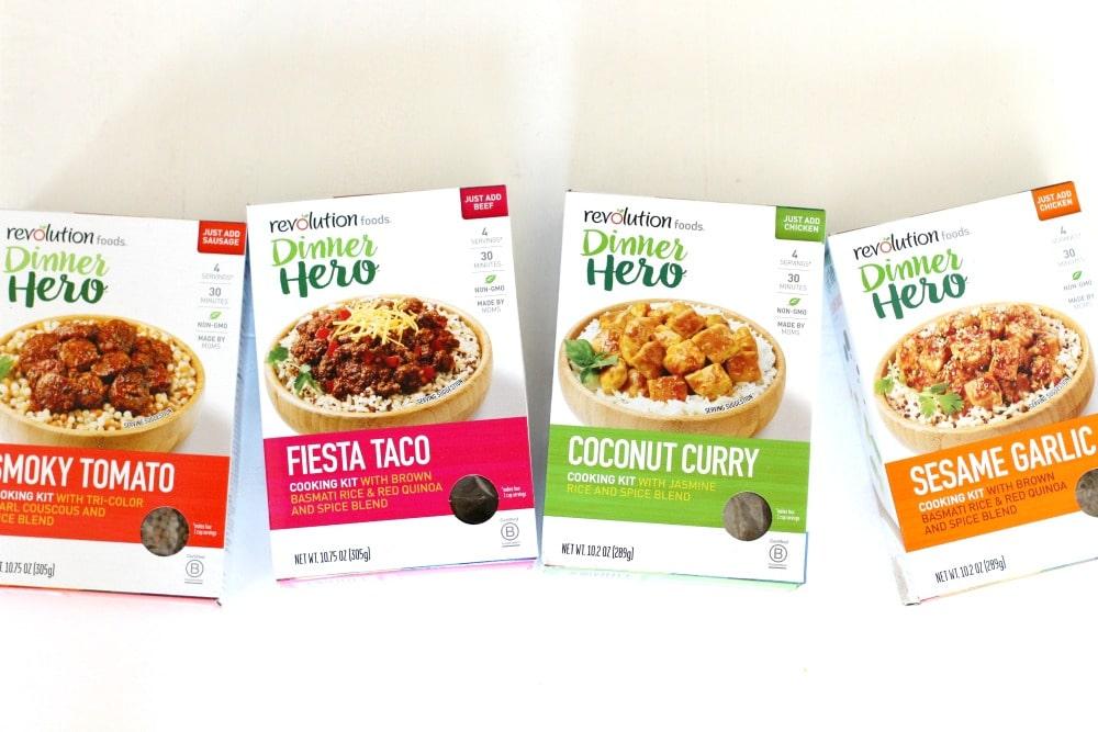 Dinner Hero Kits