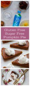 Gluten Free Sugar Free Pumpkin Pie Recipe Delicious Simple and Healthy Treat