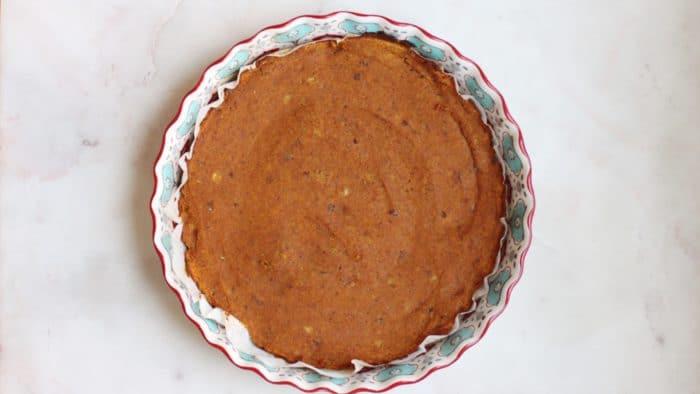 Gluten Free Sugar Free Pumpkin Pie Recipe e1511067449255