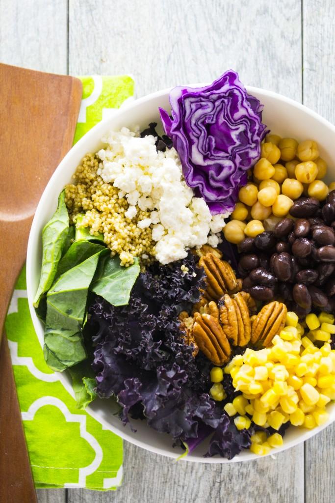 Kale Salad Recipes Feel Good Kale Salad
