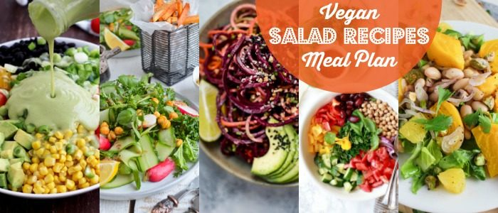 Vegan Salad Recipes